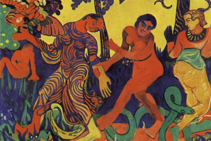 vagabondageautourdesoi-derain-wordpress-3 La danse