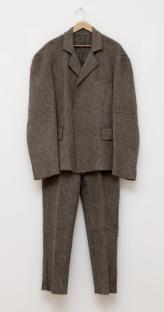 Felt Suit 1970 by Joseph Beuys 1921-1986