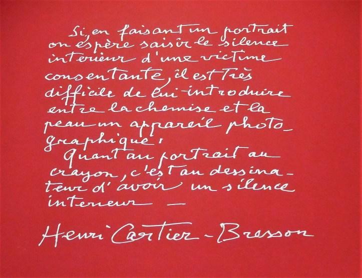 vagabondageautourdesoi.com Cartier Bresson