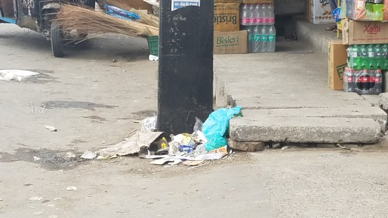 The trashcans of India