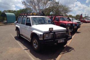 1996 Nissan Patrol Wagon $7,500.00