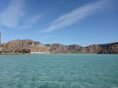 Balandra Beach La Paz