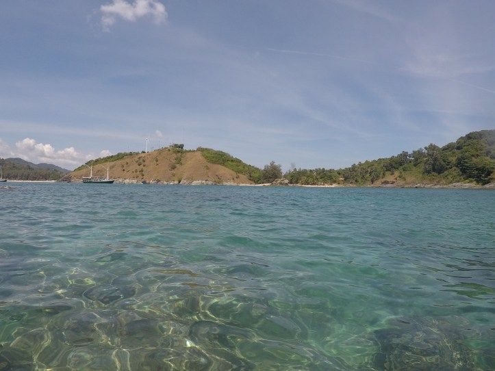 ดำน้ำดูปะการังในภูเก็ต