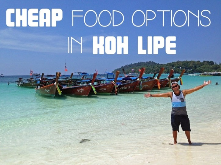 koh lipe best restaurants