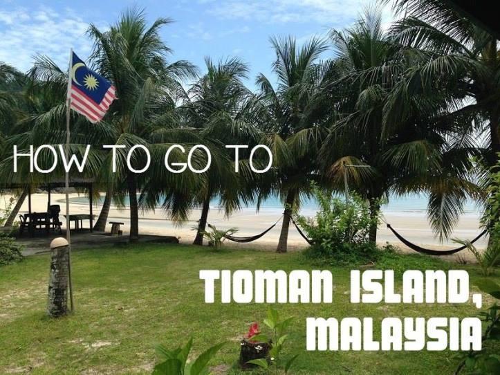 how to go to tioman island
