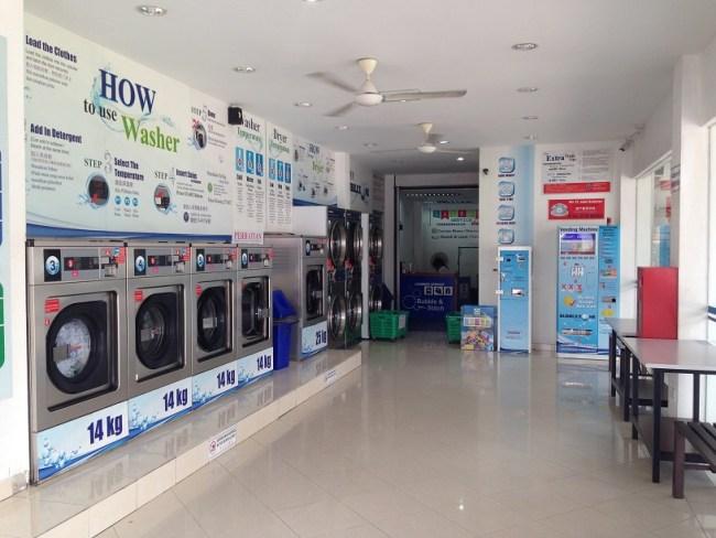 mersing laundry