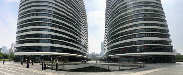 Buildings in Beijing