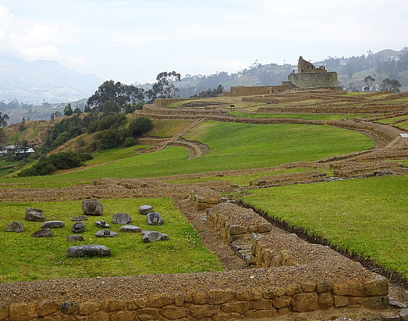 itinéraire en équateur ingapirca