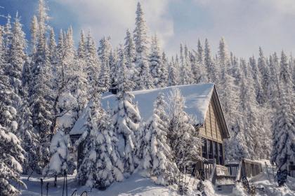 Quoi faire au Saguenay-Lac-Saint-Jean randonnée monts-valin