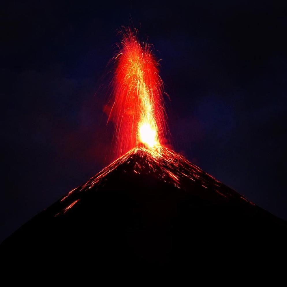 Randonnée volcan Aatenango