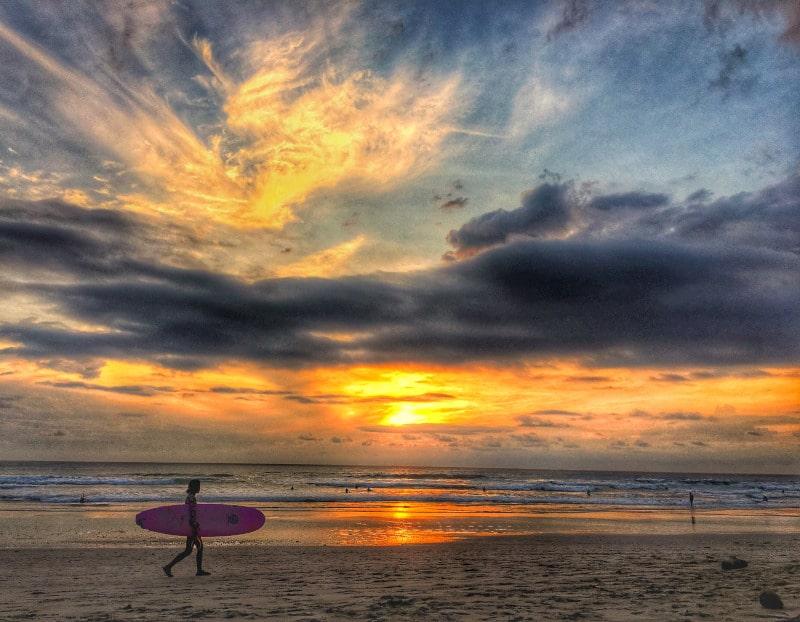 Retraites de surf et yoga à Santa Teresa Costa Rica