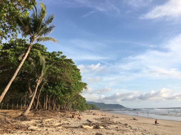 surf à Santa Teresa Costa Rica
