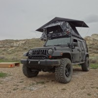 The Tepui Kukenam Roof Top Tent...