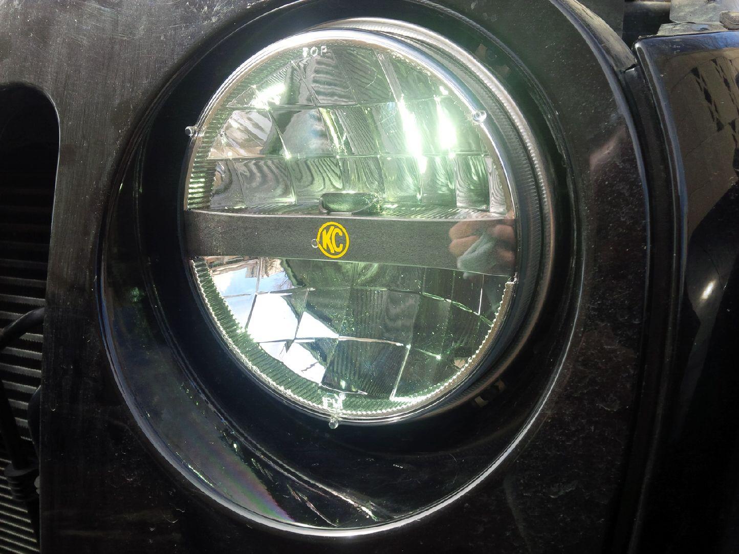 KC LED Headlights