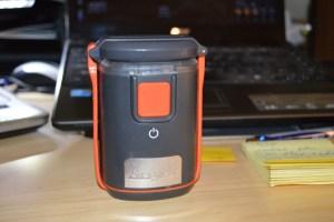 collapsed energizer lantern
