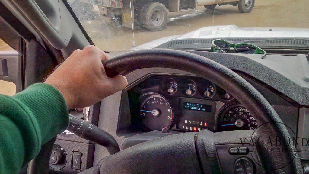 Off Road Driving Tips: The Steering Wheel