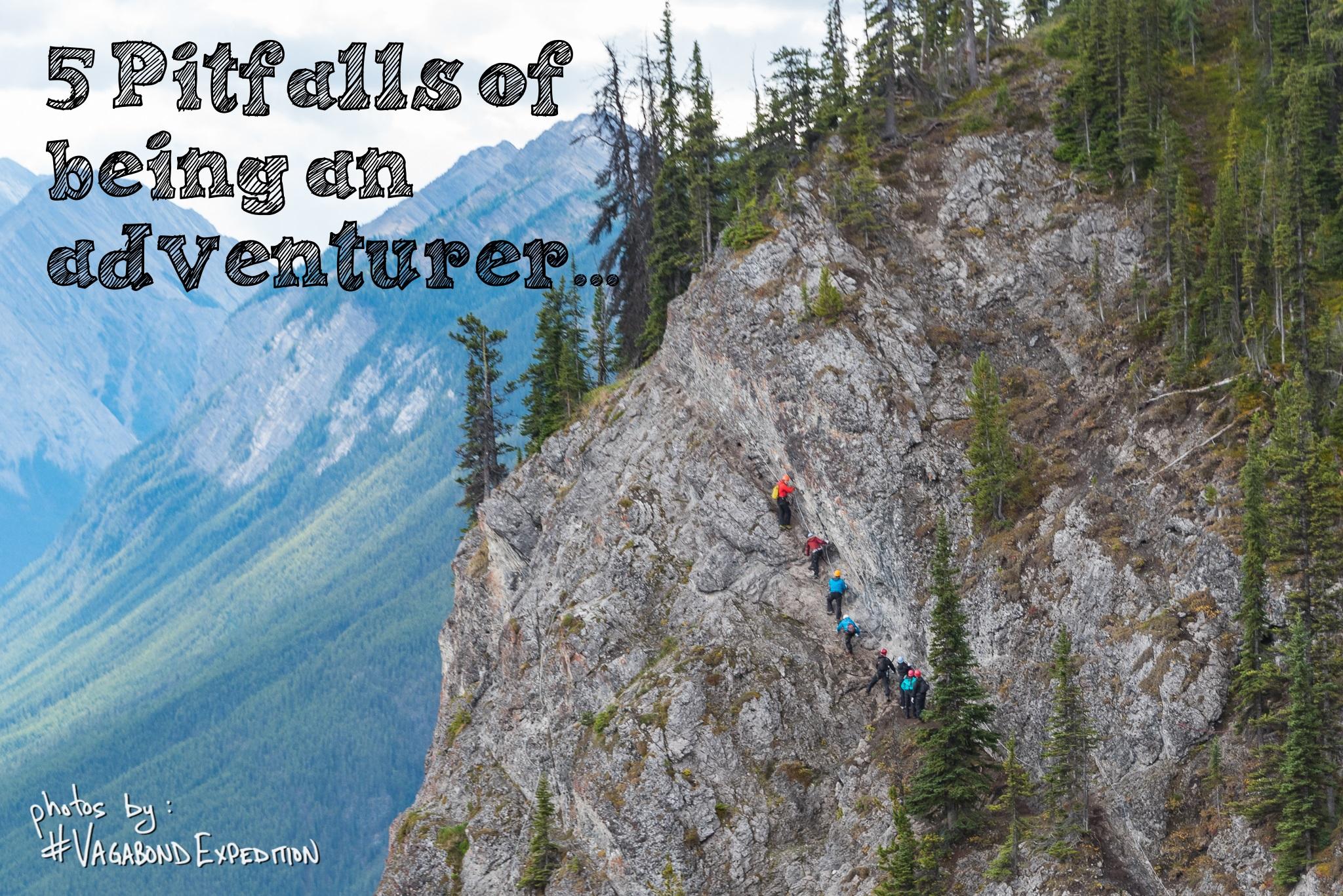 Five Pitfalls of Being an Adventurer