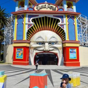 Luna Park i St. Kilda, Melbourne