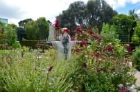 Den fina barnträdgården i Royal Botanical Garden, Melbourne
