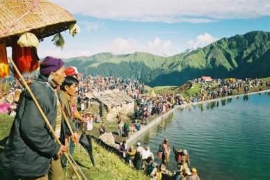 Raj Jaat Yatra at Roopkund
