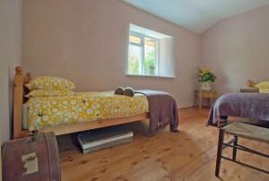 Straw Cottage bedroom