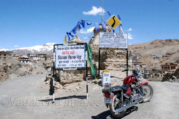 Kibber used to be termed as highest village in the world