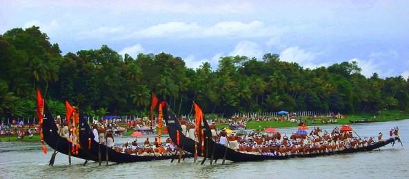 केरल की ये नावें सैलानियों के लिए बड़ा आकर्षण हैं