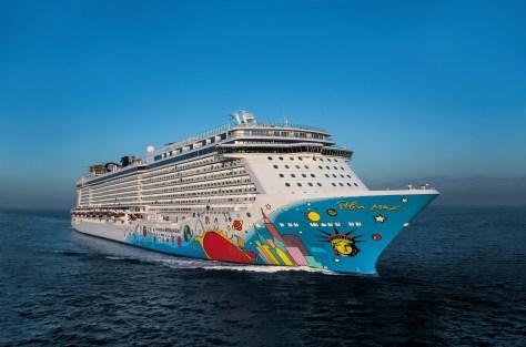 Norwegian Breakaway of Norwegian Cruise Line