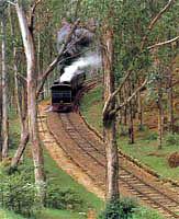 NILGIRIS-Mountain railways