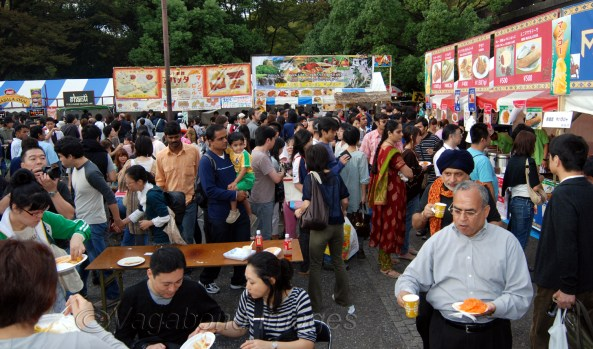Indian street food has been immensely popular all around the world