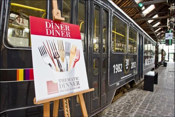 Diner des Vignerons belges - Diner van de Belgische Wijnbouwers (c)VISITBRUSSELS -E.Danhier