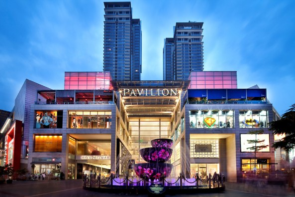 Pavilion Kuala Lumpur is the defining authority in fashion, dining and urban leisure