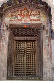 Every door has a art