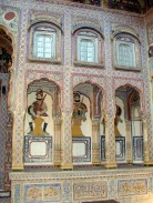 Shekhawati paintings of Nawalgarh had various aspects