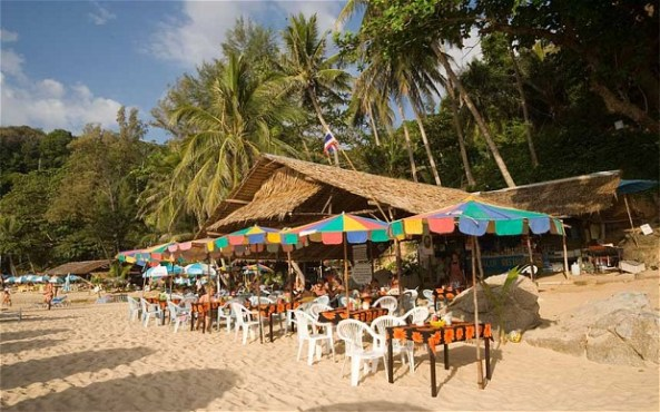Phuket. Photo courtesy: The Telegraph