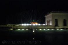 Fountains make an amazin.g effect