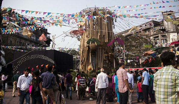 Kala Ghoda already has a yearly cultural festival to its credit