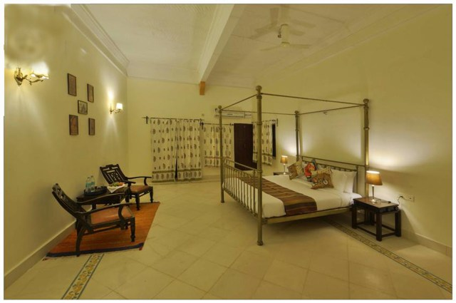 Luxury unlimited at Fort Auwa