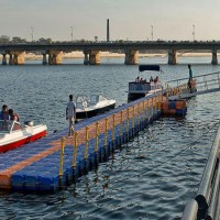River cruise on Sabarmati very soon