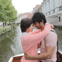 PK at Bruges- a first for Bollywood