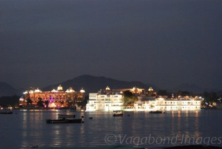 Two landmark hotels, a historical lake and few boats!