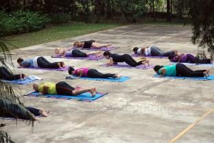Yoga in Kairali1