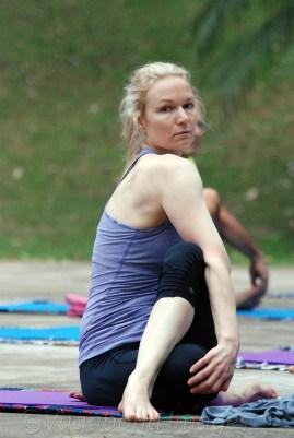 Yoga in Kairali8