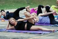 Yoga in Kairali13