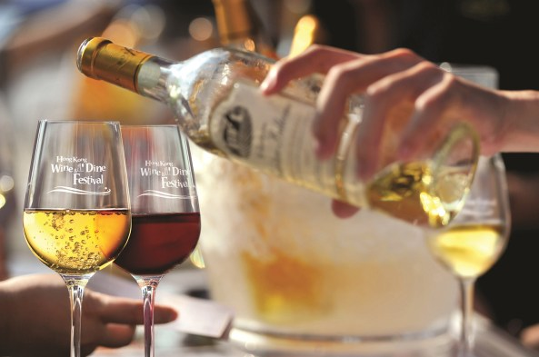 Hong Kong Wine & Dine 4