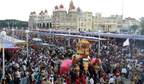 Dasara in Mysore
