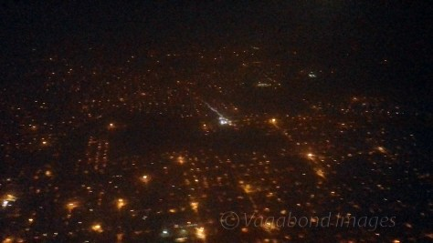 Delhi in Night