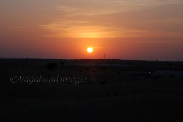 Sunset at Thar5