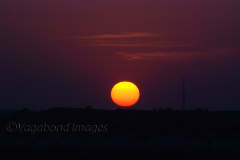 Sunset at Thar8