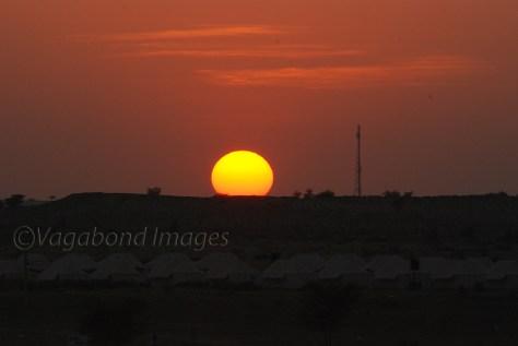 Sunset at Thar11